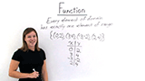 How is a Function Defined?