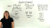 How Do You Determine If Events are Independent or Dependent?