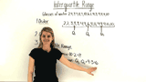 How Do You Find the Interquartile Range of a Data Set?