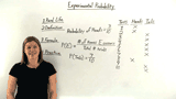 What is Experimental Probability?