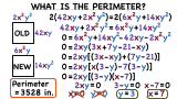 How Do You Use a Polynomial Equation to Solve a Word Problem?