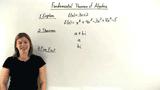 What is the Fundamental Theorem of Algebra?