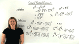 What are Rational Exponents?