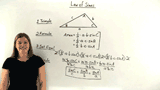 What is the Law of Sines?