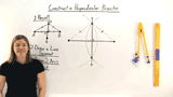 How Do You Construct a Perpendicular Bisector?