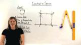 How Do You Construct a Square?