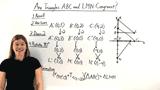 How Do You Identify a Congruence Transformation?