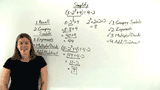 How Do You Simplify an Expression Using the Order of Operations with Exponents?