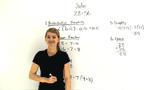 How Do You Use the Distributive Property to Rewrite and Solve an Addition Problem?