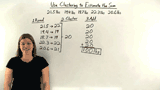How Do You Estimate a Sum of Decimals by Clustering?