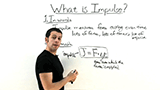What is the definition and formula for impulse?