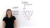 How Do You Evaluate an Exponent?