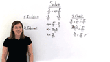 How Do You Solve an Equation With Fractions With The Same Denominators Using Subtraction?