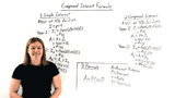 What is the Formula for Compound Interest?