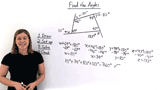 How Do You Find the Measures of Exterior Angles of a Polygon if You Know the Interior Angles?