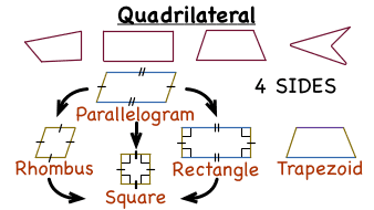 What is a Quadrilateral? | Virtual Nerd