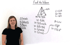 How Do You Find the Volume of a Rectangular Pyramid?