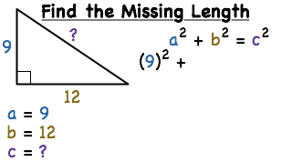 How Do You Find The Length Of The Hypotenuse Of A Right Triangle Virtual Nerd Can Help
